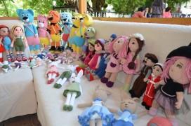 """Tunceli'de """"Organik Örgü Bebek"""" üretimi yaygınlaşmaya başladı"""